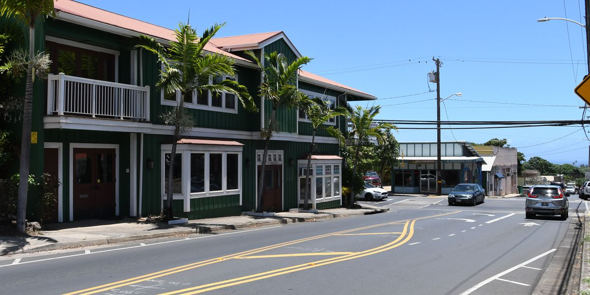 Maui County prepares to kick off $40M project to relieve parking, traffic woes in Wailuku