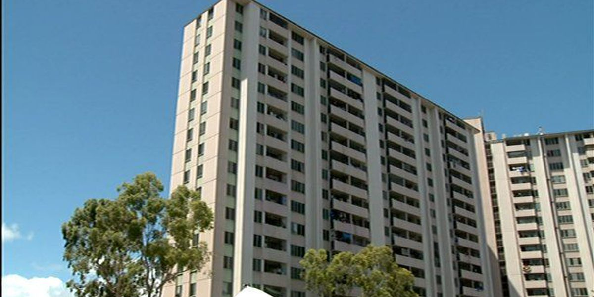 State's biggest public housing complex tries to close the door on bad perceptions