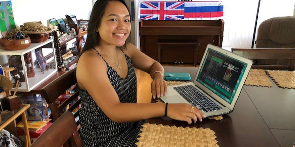 Student's documentary on the Hawaiian language is showcased by the Smithsonian