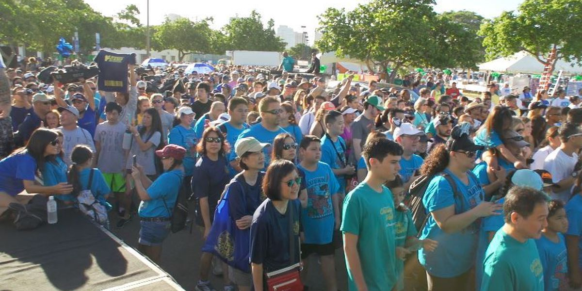 Over $2M total raised for non-profits at 39th Annual Charity Walk