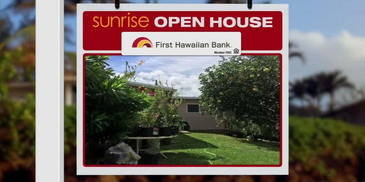 Sunrise Open House: Kalihi