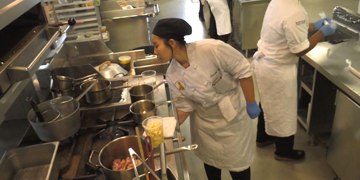 See the menu that won KCC a silver medal at a national culinary championship