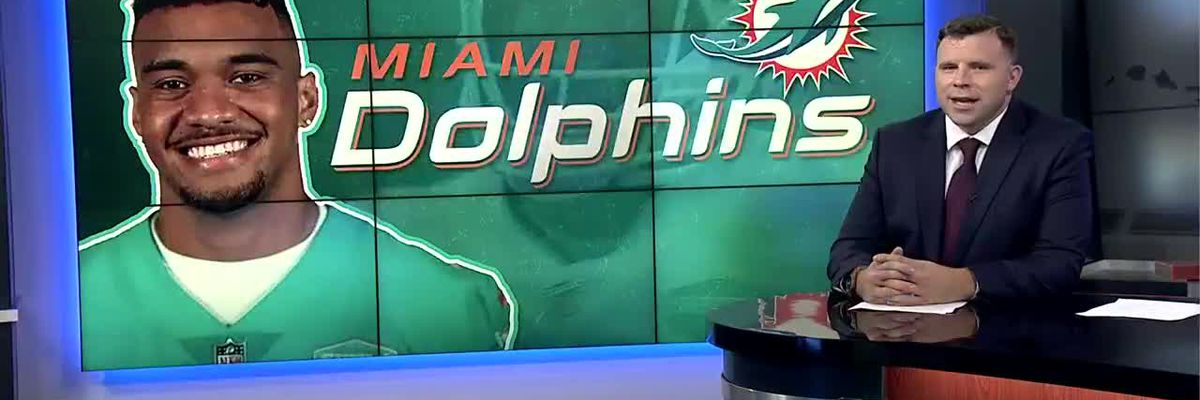 Miami Dolphins defeat the Chargers, 29-21 in Tua Tagovailoa's third win as starter