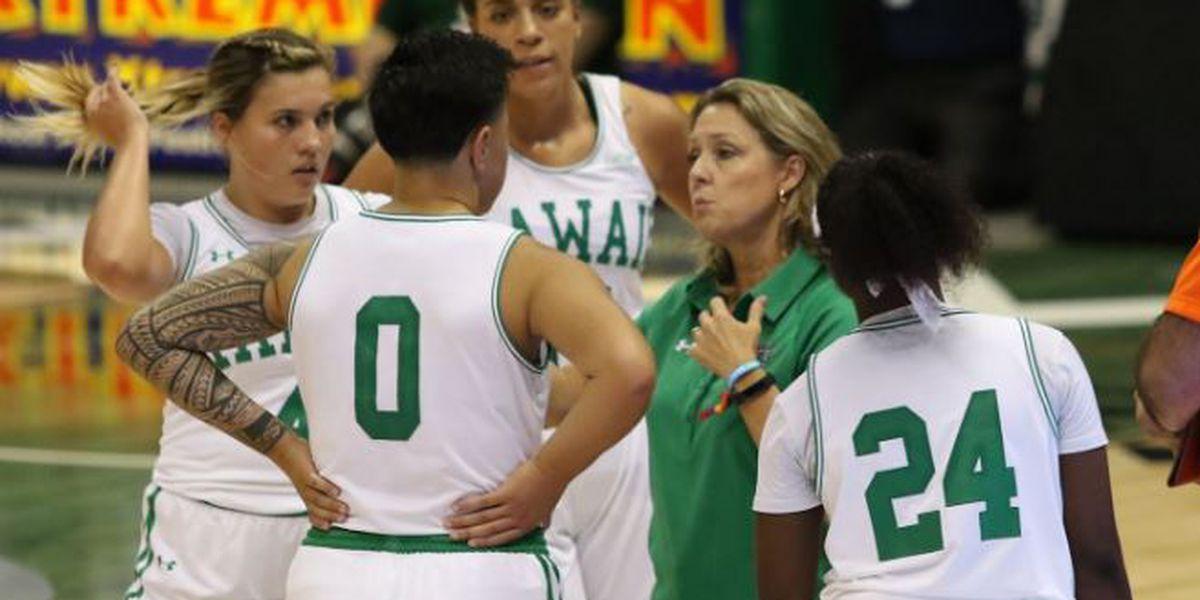 Wahine head coach Laura Beeman extended through 2023-2024