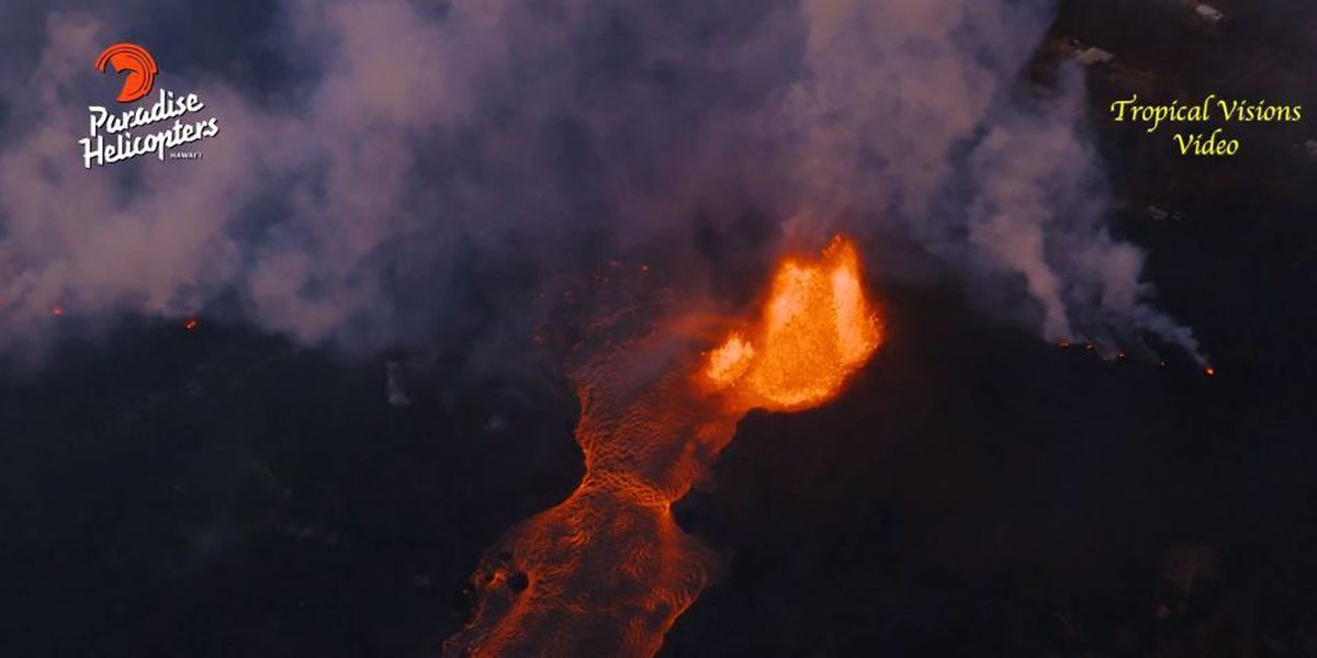 Ongoing eruption claims at least 87 homes