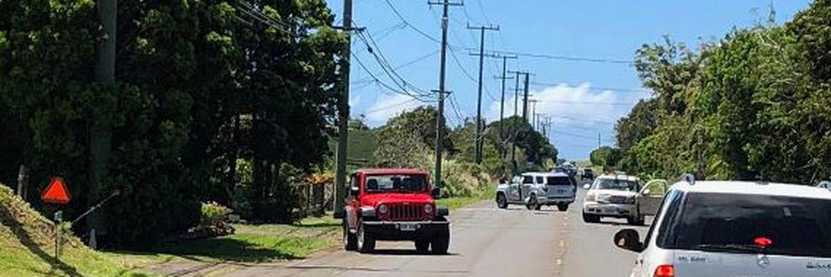Suspect wanted in 2 violent incidents sparks Big Island manhunt