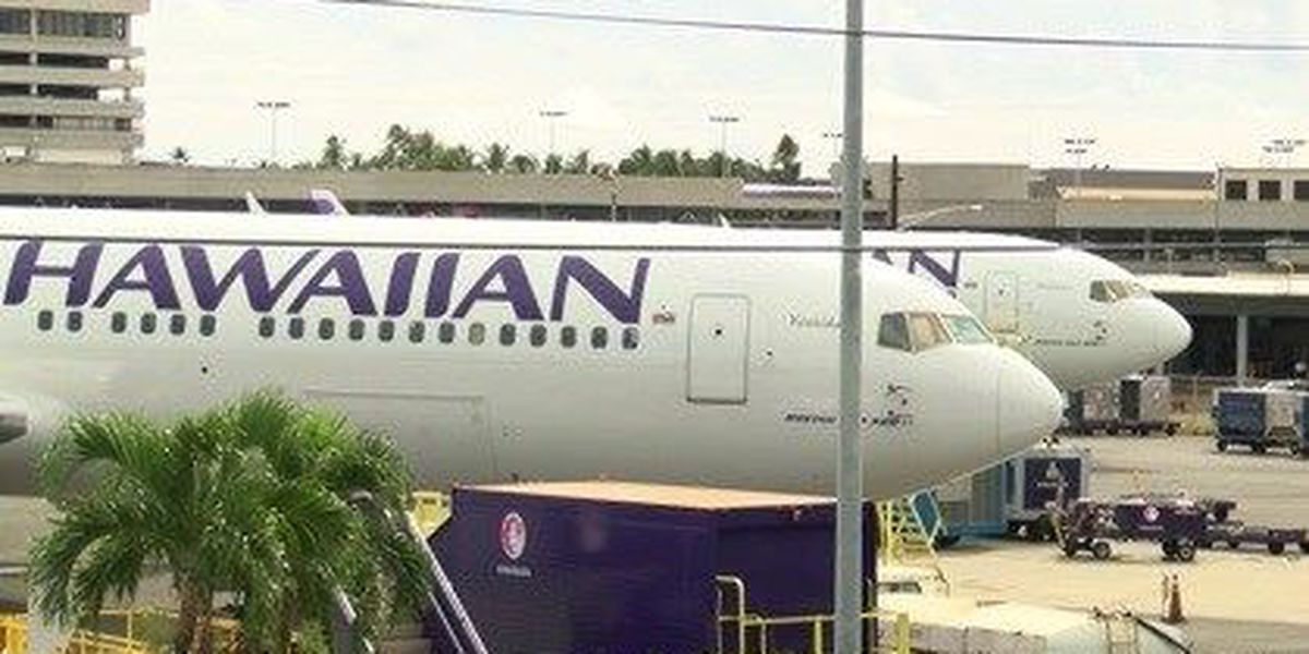 Hawaiian Airlines prepares for possible flight disruptions due to Olivia
