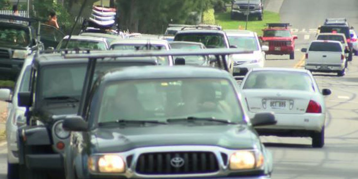Street closure in Kailua could add to traffic woes