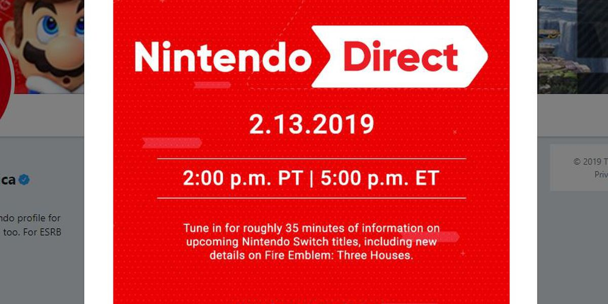 Nintendo Direct: Switch games set for big reveal