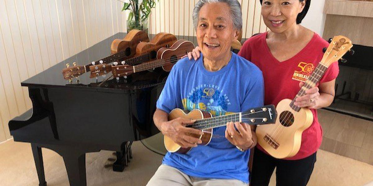 Golden anniversary of Roy Sakuma's ukulele festival to carry on virtually