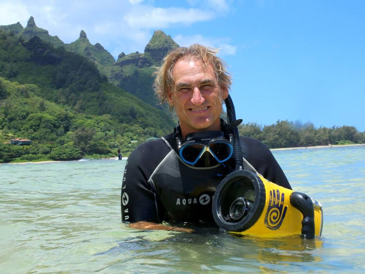 Well-known marine biologist found safe after being presumed missing off Kauai's north shore