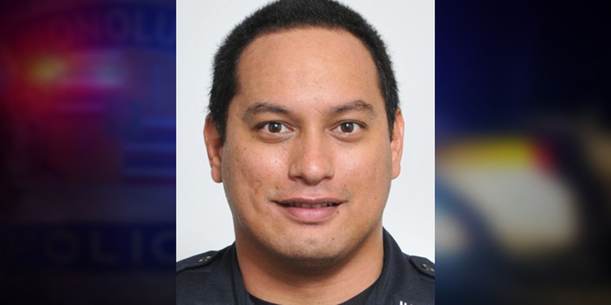 Candlelight vigil planned for Officer Kaulike Kalama, who was killed in the line of duty