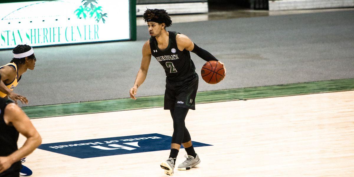 UH basketball heads to mainland for regular-season finale against UC Davis