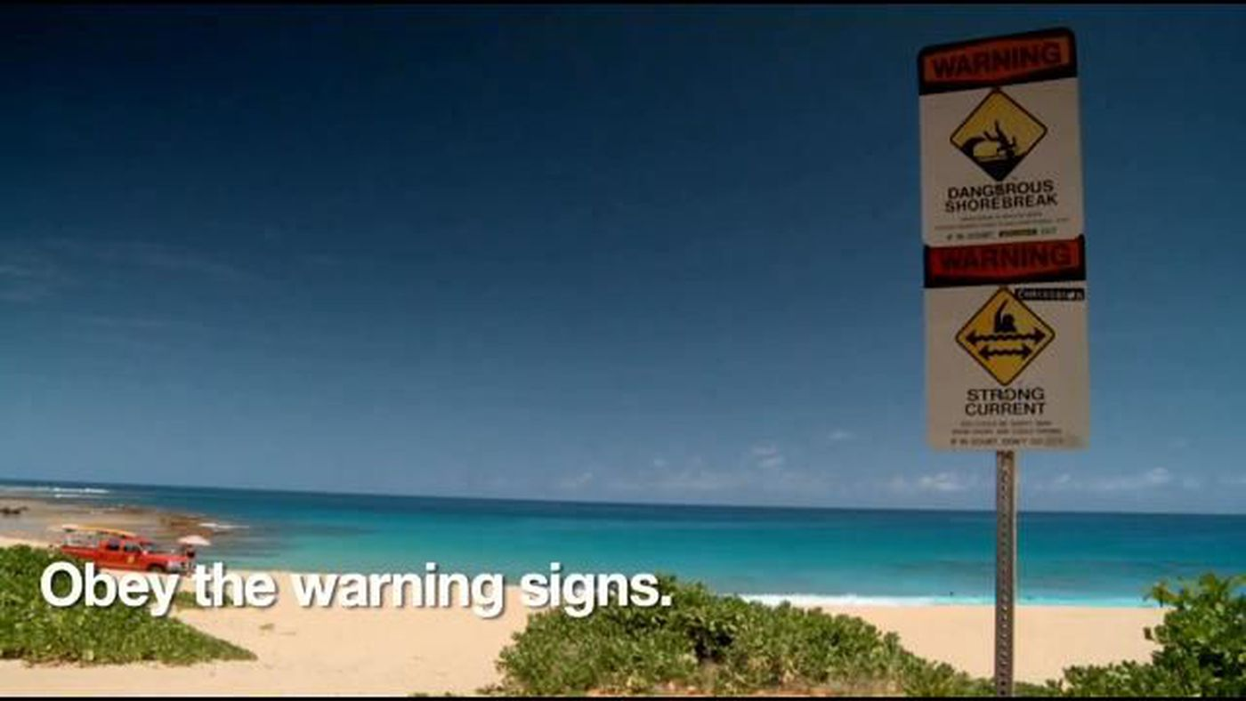 Three drownings on Kauai were at unguarded beaches
