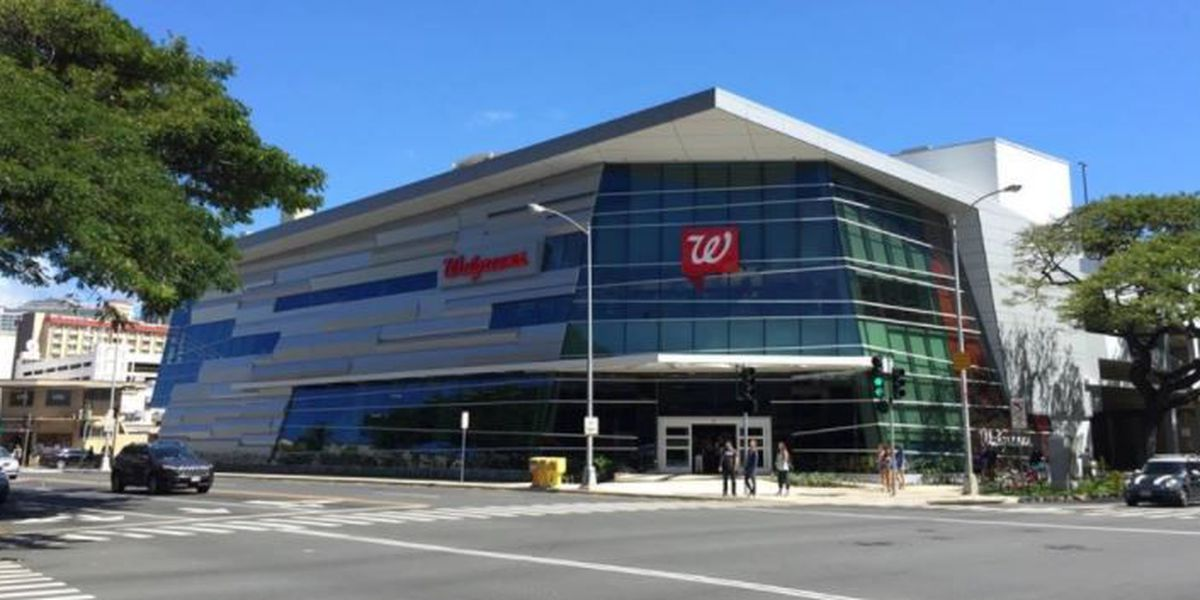 Monster Walgreens store on Kapiolani Boulevard sells for a near-record price