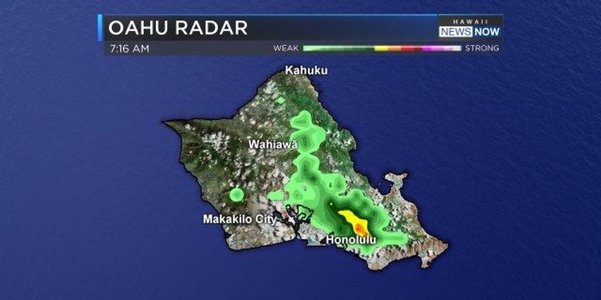 Flood Advisory expires for parts of Oahu