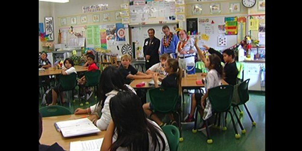 Education official says Hawaii going in wrong direction