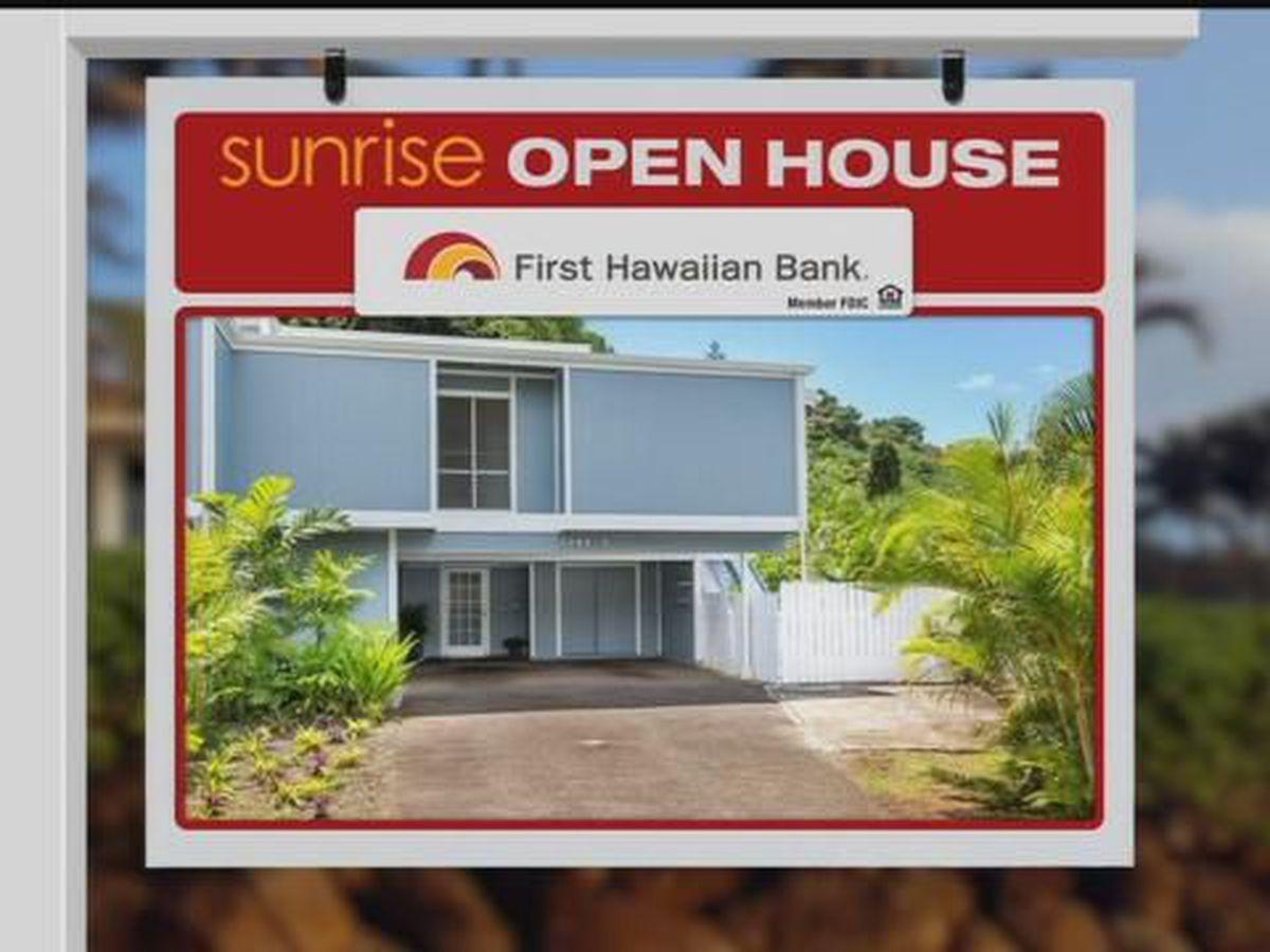 Sunrise Open House: Pearl City and Aiea