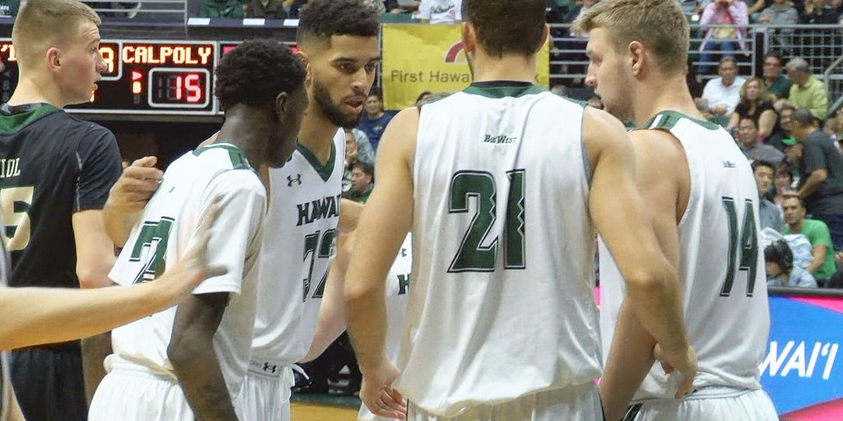 Rainbow Warriors suffer setback at lowly UCSB