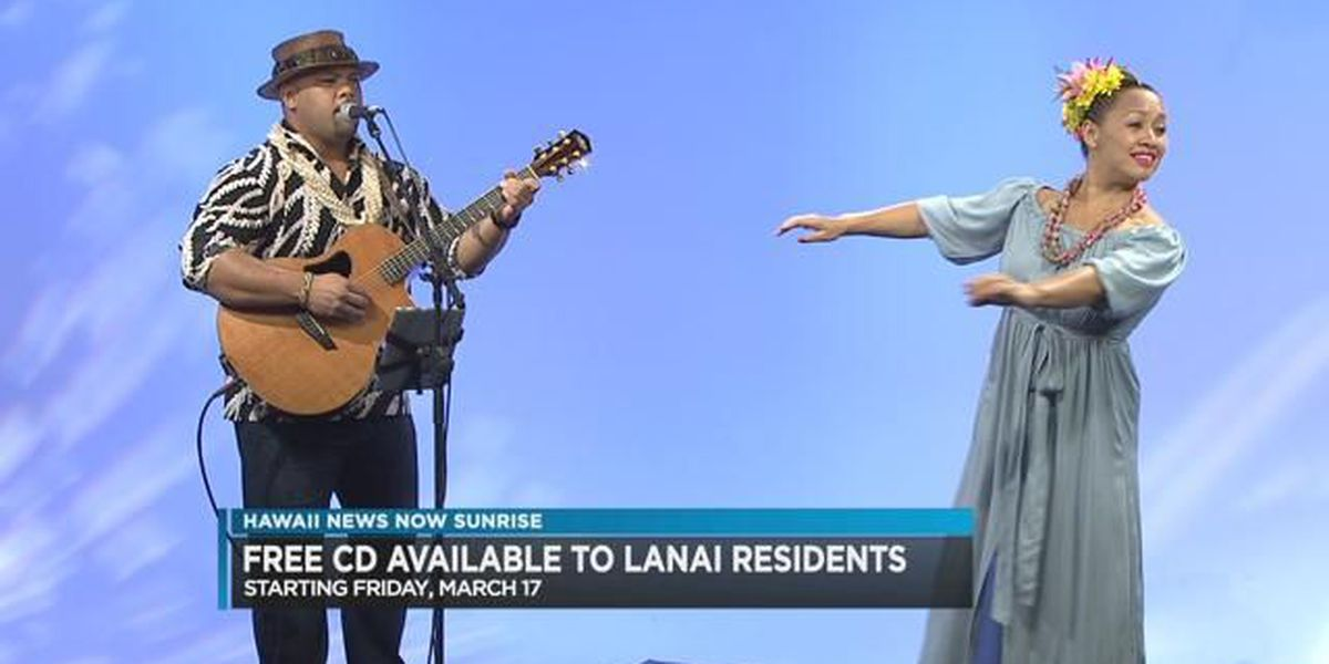 Kuana Torres Kahele gives the residents of Lanai the gift of music