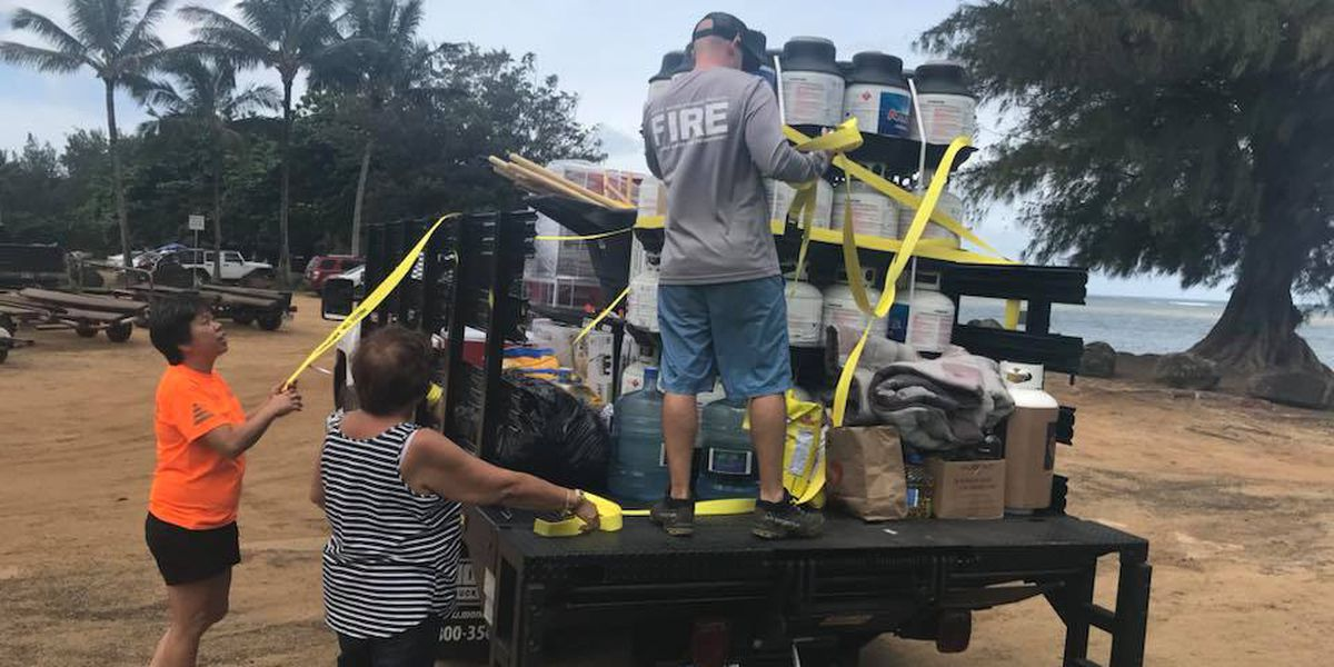 Non-profit leader gives eye-opening first hand account of Kauai's recovery efforts