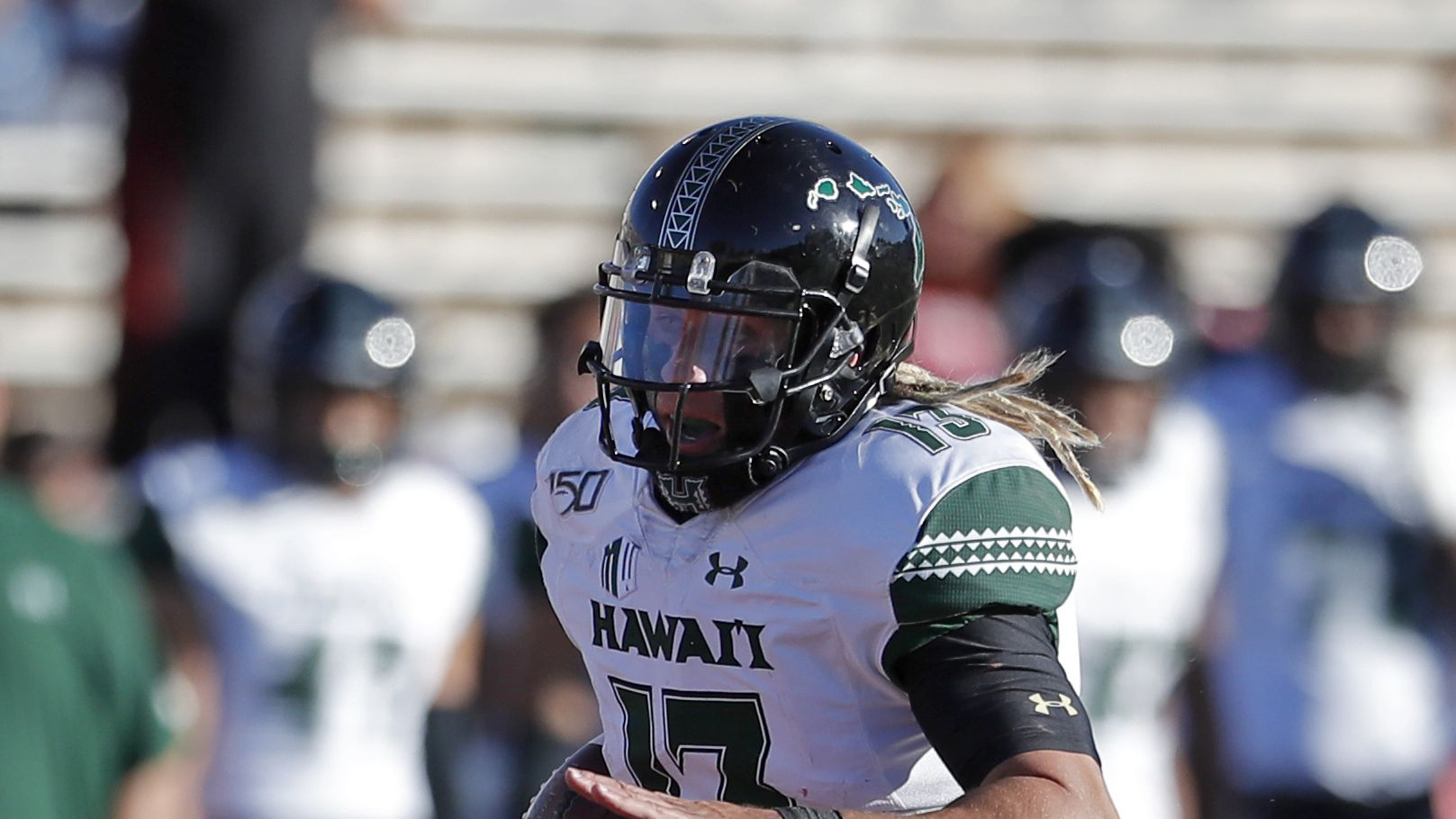 Titans sign former UH quarterback Cole McDonald to four-year contract