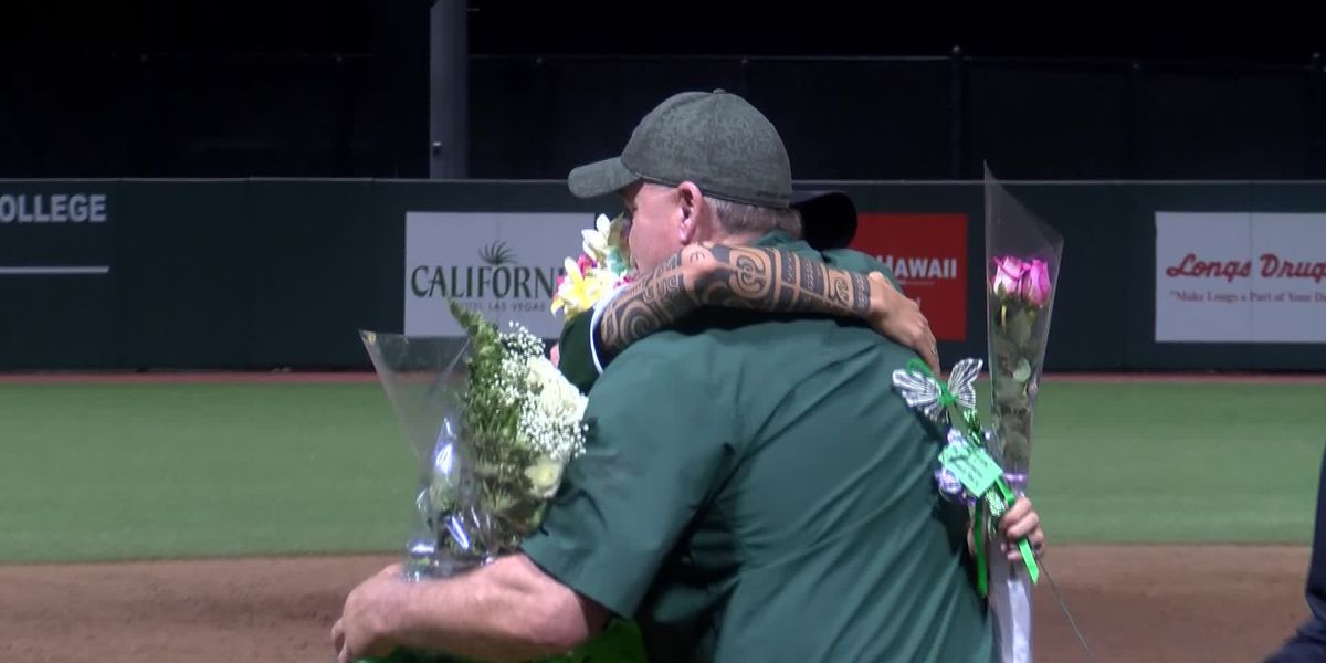 Wahine fall to UC Davis on Senior Night, Coolen thanks senior class for memorable season