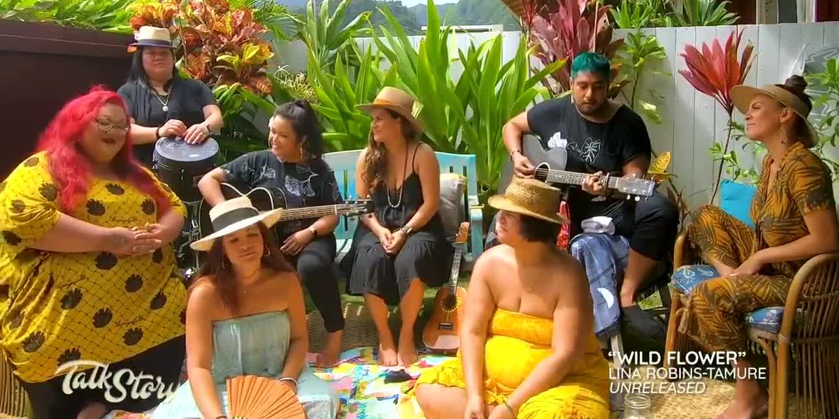 Paula Fuga, Kimié Miner, among many joining Talk Story host McKenna Maduli for jam session in Hau'ula