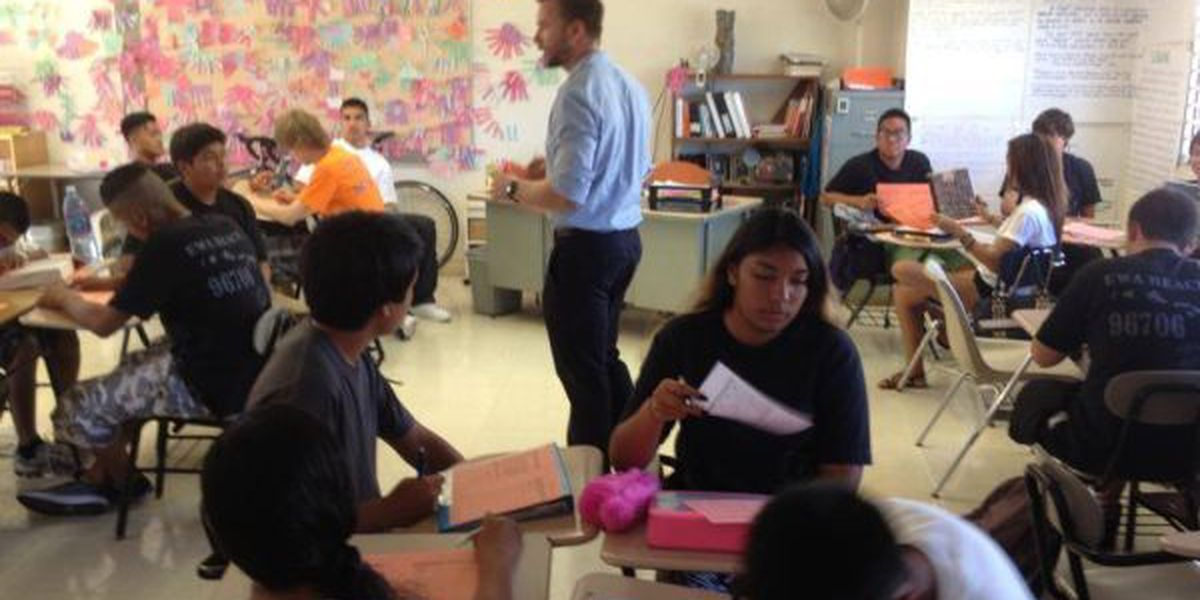 State efforts to cool more classrooms kicks into high gear