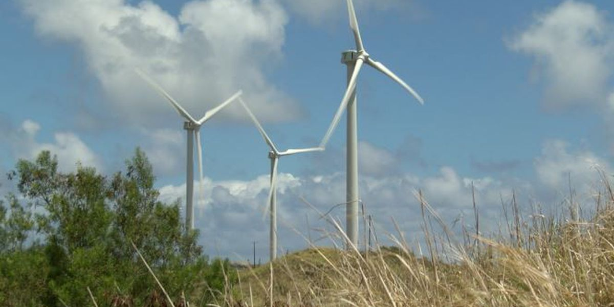 Planned wind turbines above Makakilo get blowback from residents