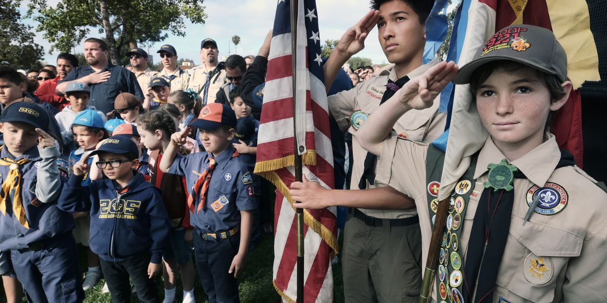 Boy Scouts of America file for bankruptcy due to sex-abuse lawsuits