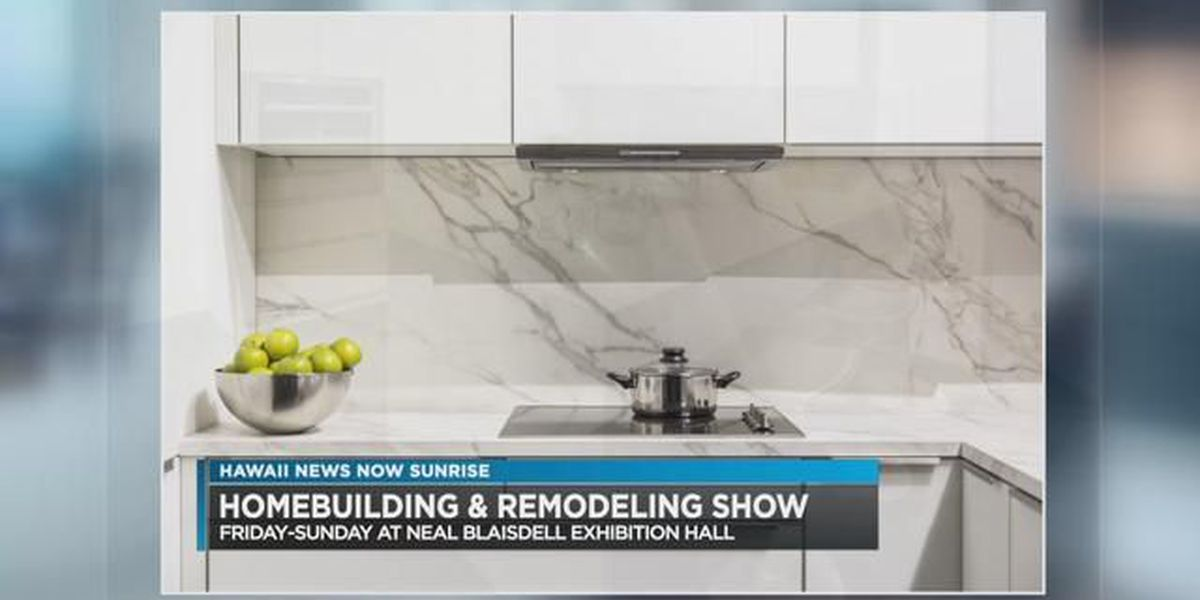 23rd annual BIA Hawaii remodeling show opens at Blaisdell