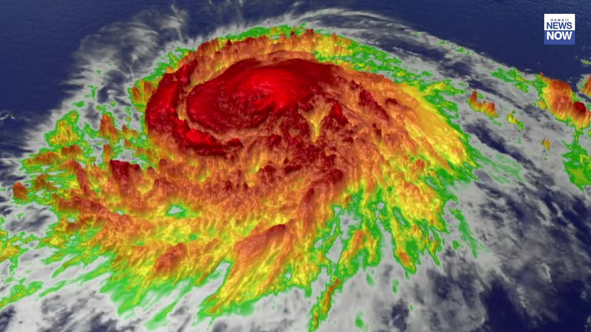 Experts: Climate change threatens bigger, stronger ... and slower hurricanes