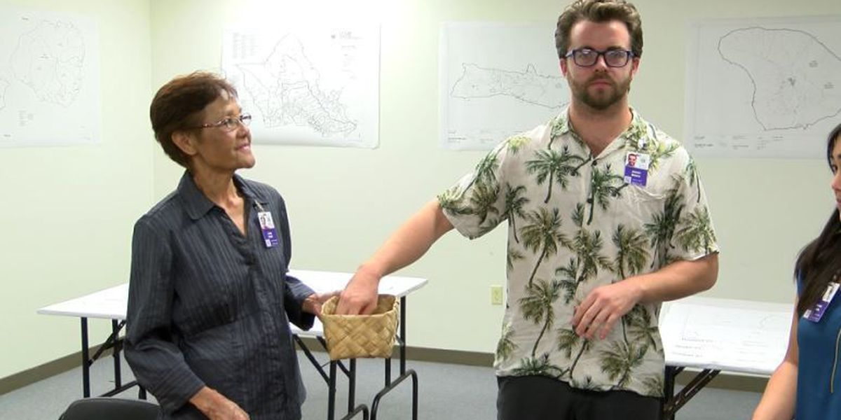 Luck puts Constitution Party at top of Hawaii's primary election ballot