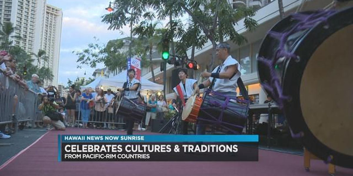Pan-Pacific Festival to celebrate various cultures