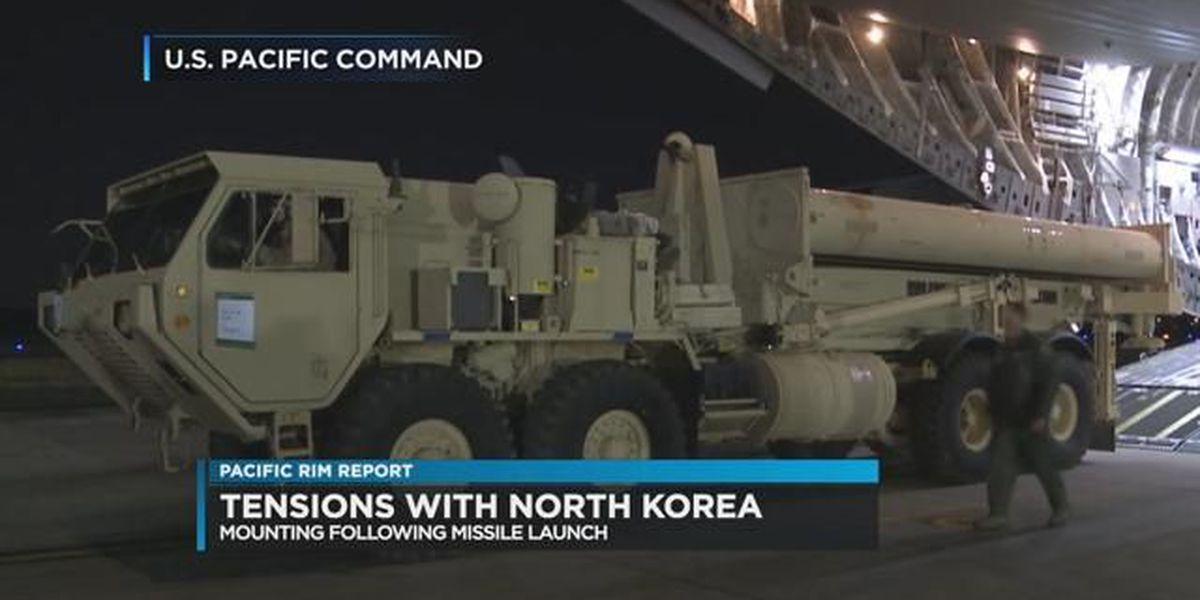 Pacific Rim Report: North Korea's missile launch