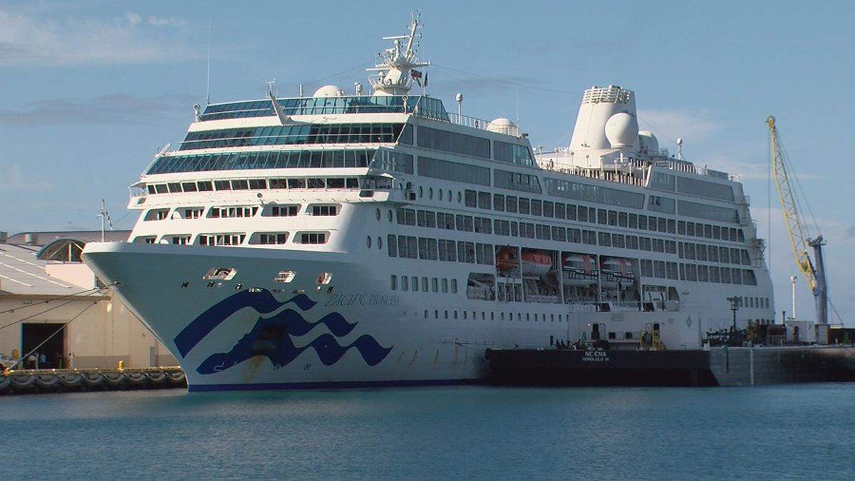 US cruise lines vow 100% testing in plan for resuming sailing