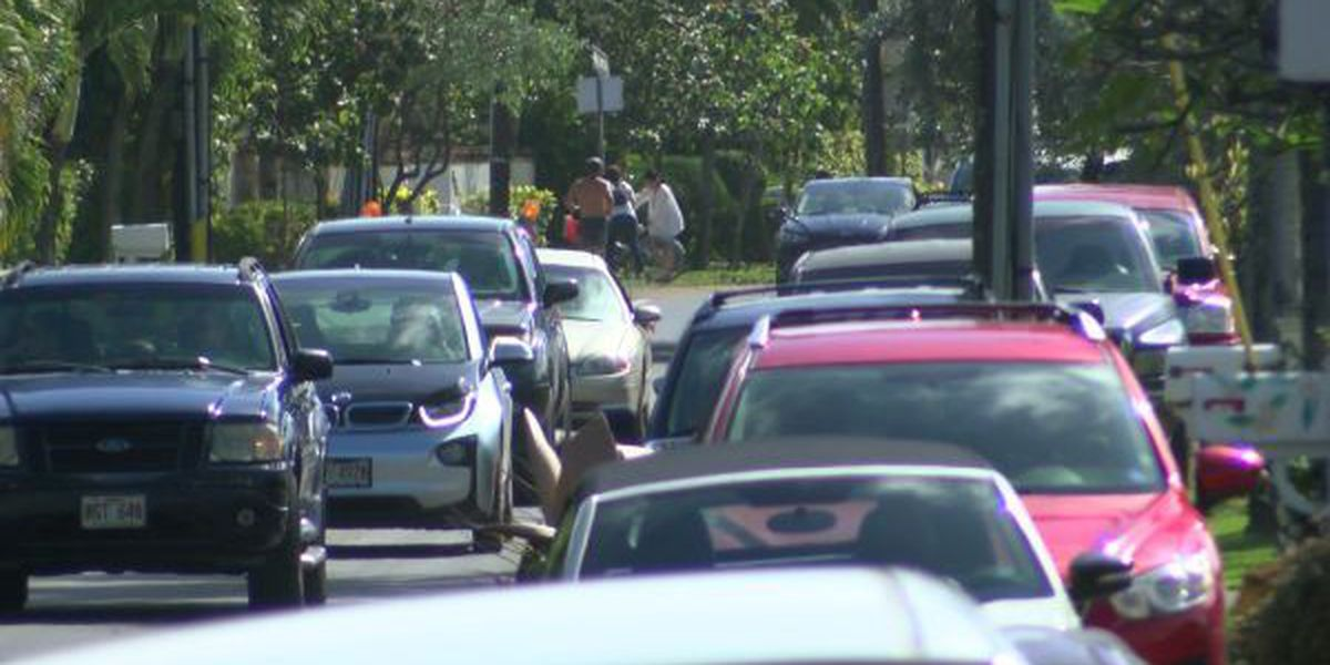 Street parking to be banned in Lanikai over Easter weekend