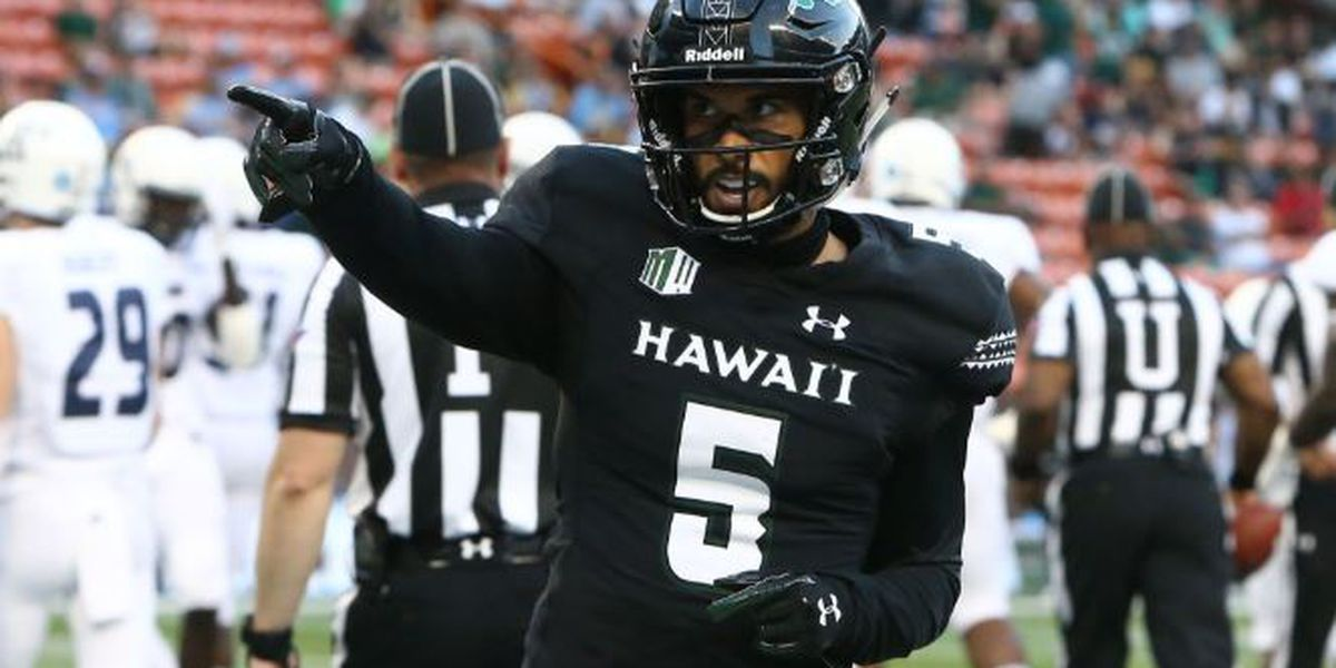 Hawaii falls to Fresno State, 50-20
