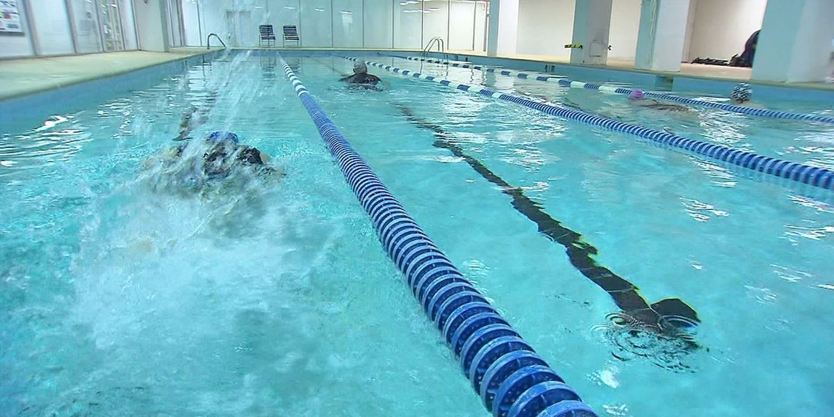 Saturday is National Learn to Swim Day