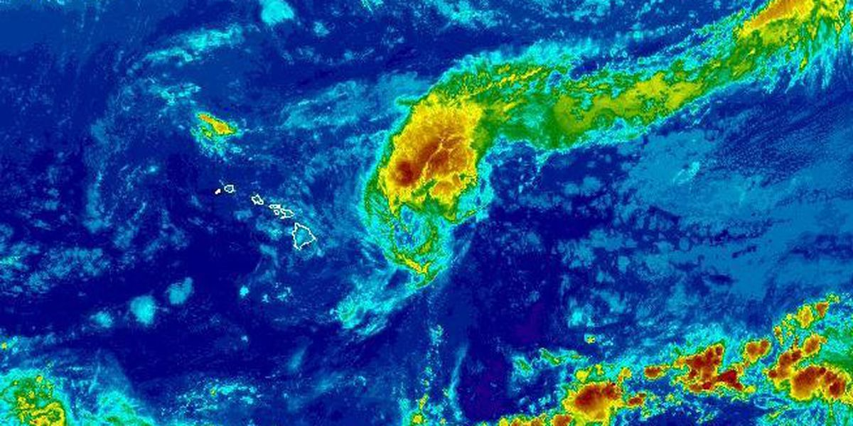 Guillermo brings stormy seas for Hawaii shipping