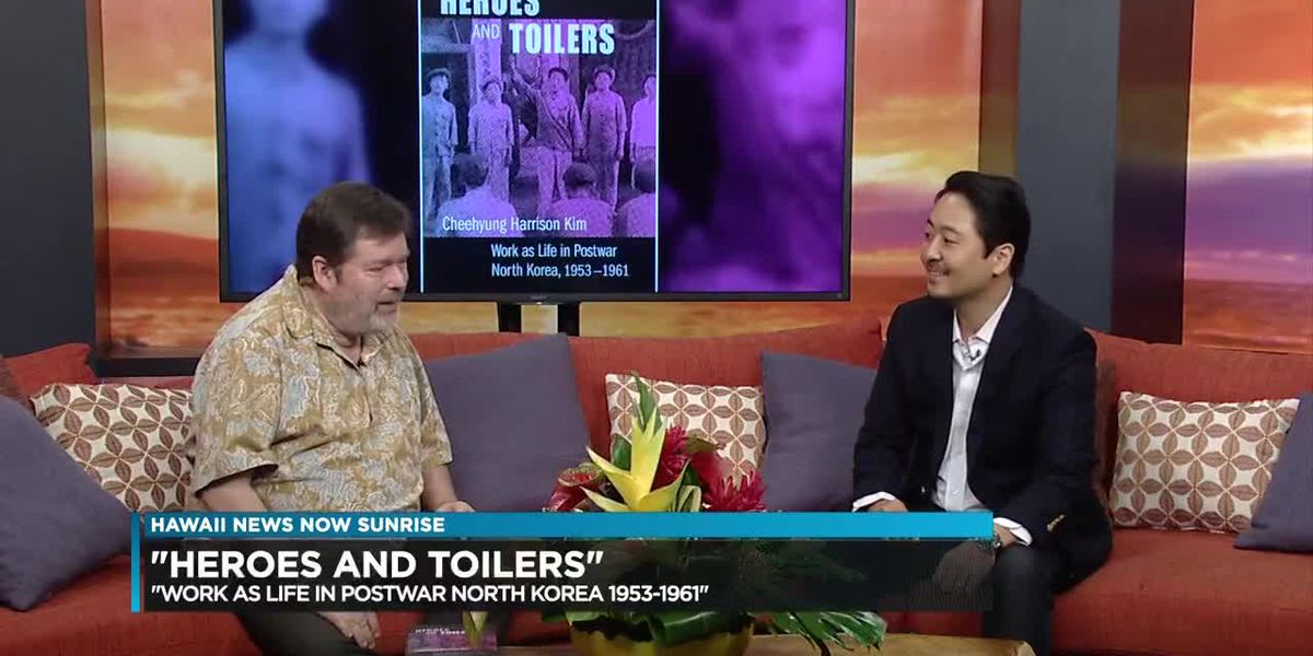 UH professor releases book about North Korea