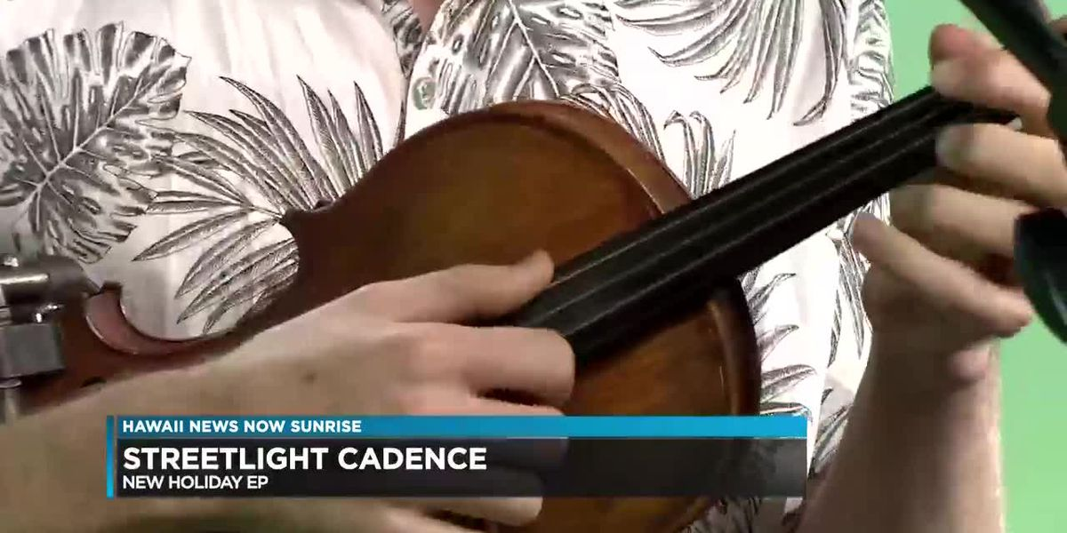 Streelight Cadence releases new holiday EP