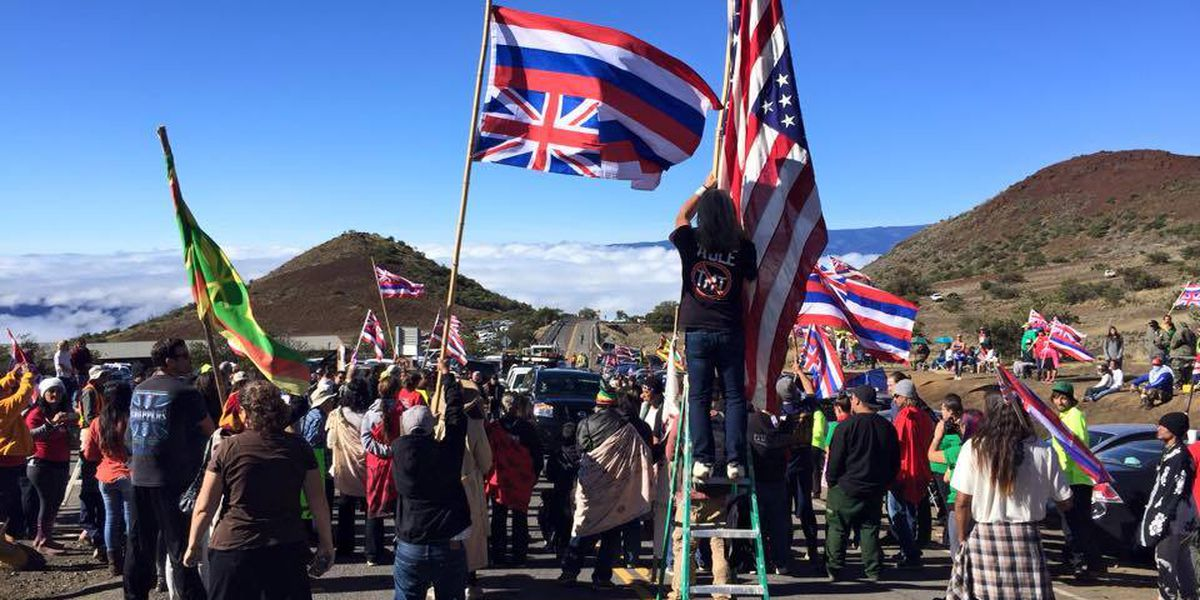 New DLNR rule proposed for Mauna Kea access