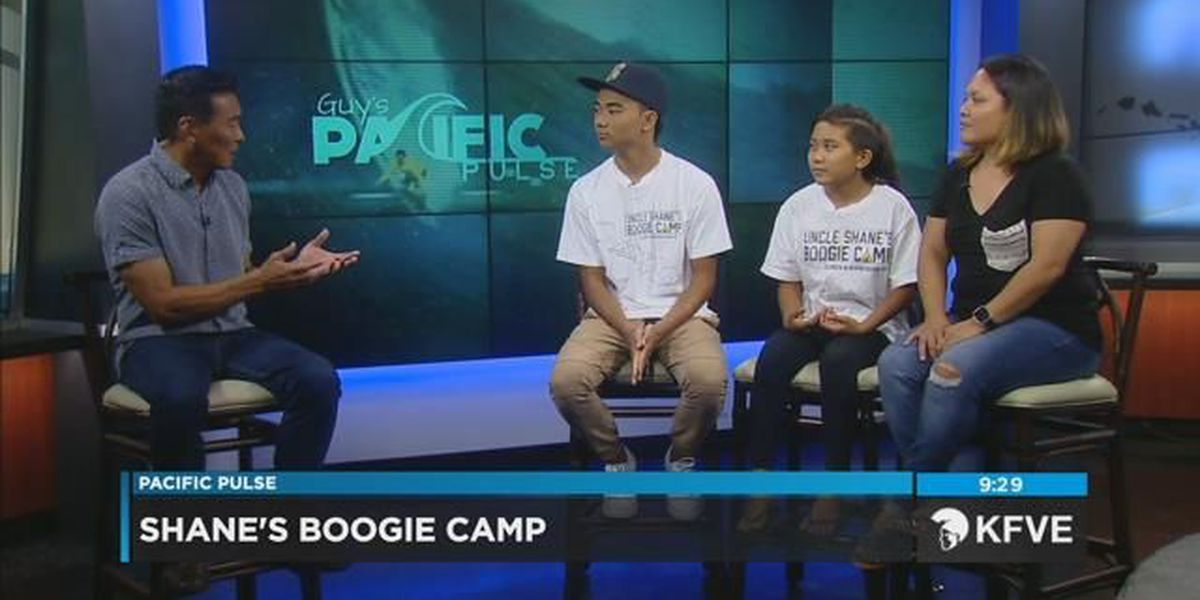 Pacific Pulse: Shane's Boogie Camp