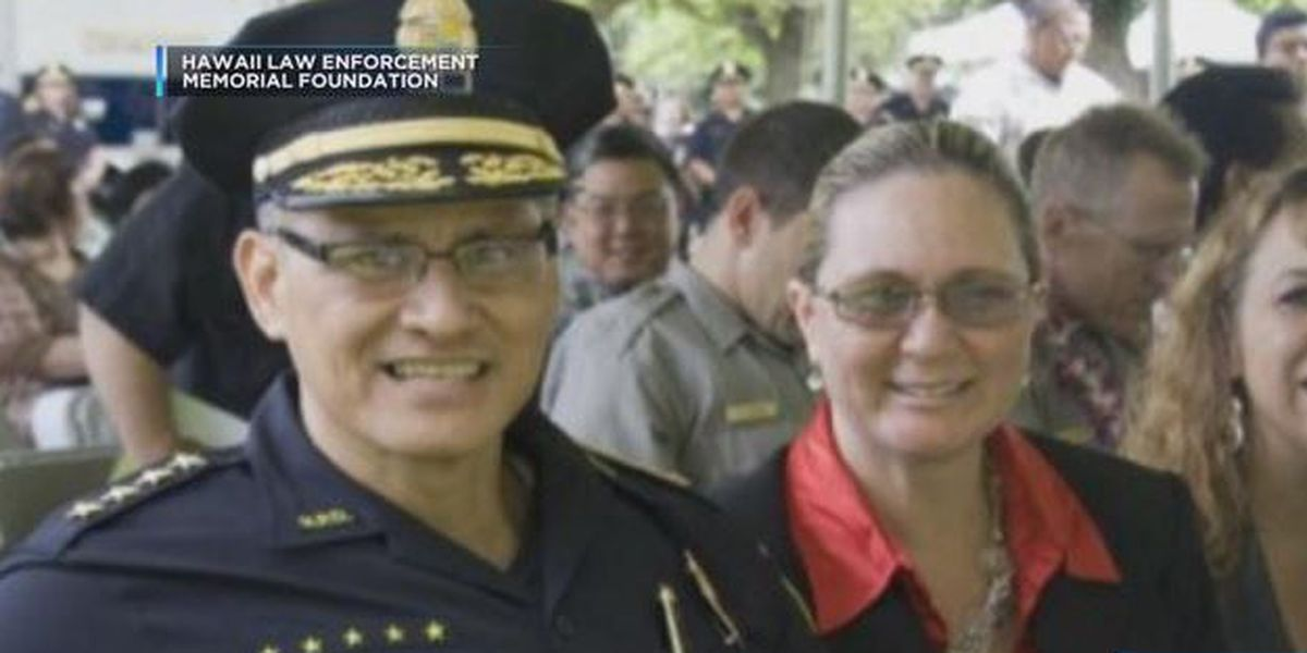 Court records: Police chief's wife was part of effort to frame uncle