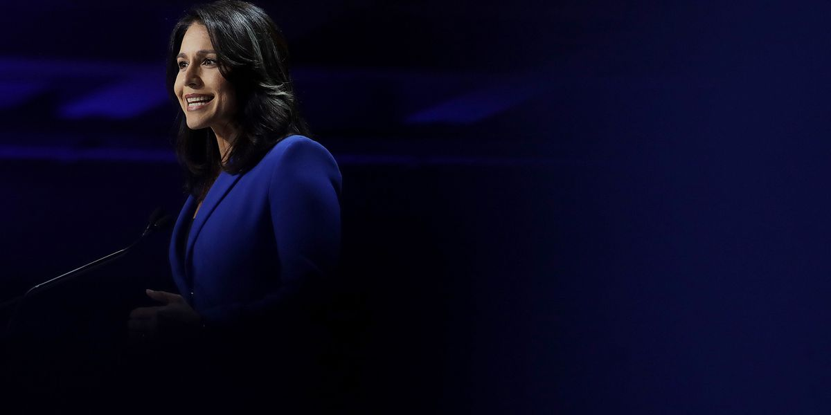WATCH LIVE: Gabbard among 10 presidential hopefuls in first Democratic debate