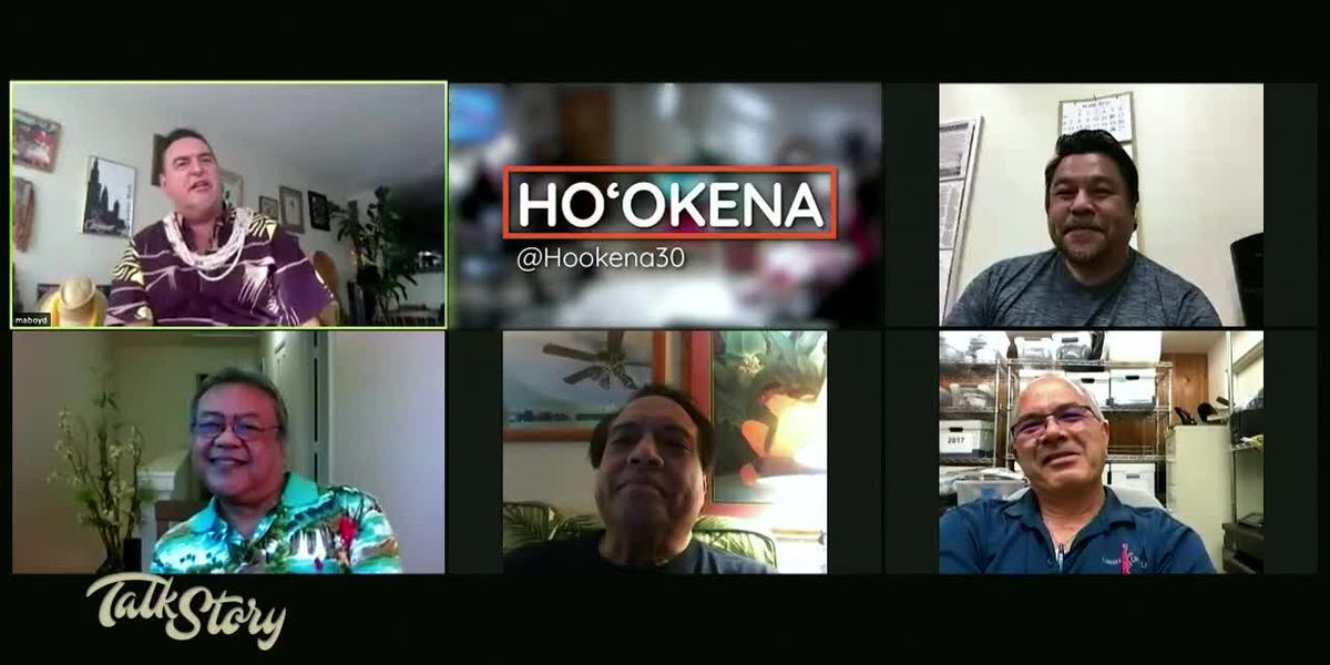"Grammy Nominated group Ho'okena celebrates over 30 years of music and shares the moʻolelo behind their new album ""Meant To Be"" on Talk Story"