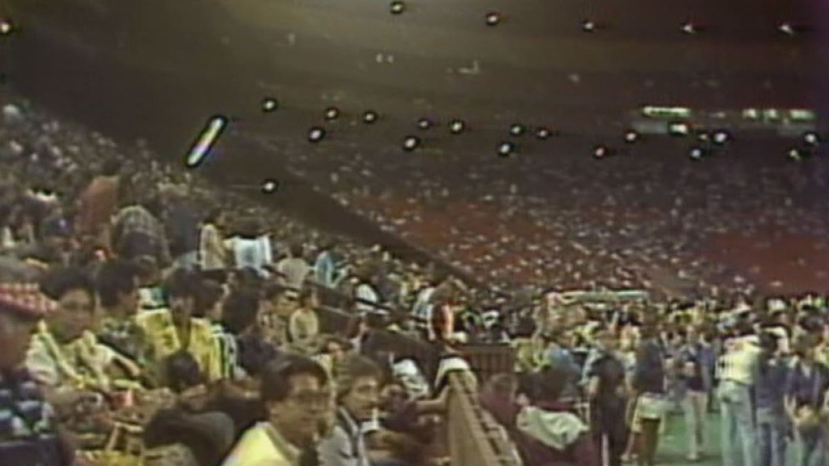 A timeline of the major concerts held at Aloha Stadium