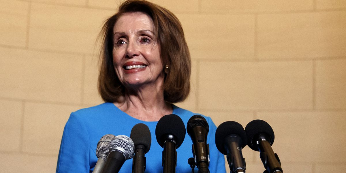 Maine Rep.-elect Golden votes against Pelosi